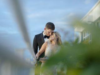 The wedding of Becca and Josh