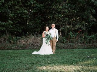 The wedding of Amanda and Jacob