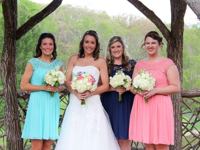 Cody and Amanda's Wedding in Waynesville, North Carolina 14