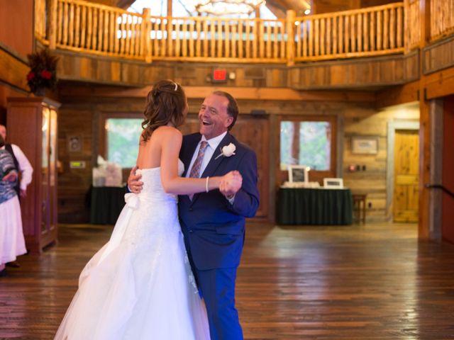 Cody and Amanda's Wedding in Waynesville, North Carolina 18