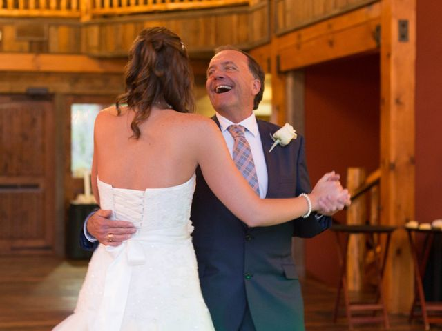 Cody and Amanda's Wedding in Waynesville, North Carolina 19