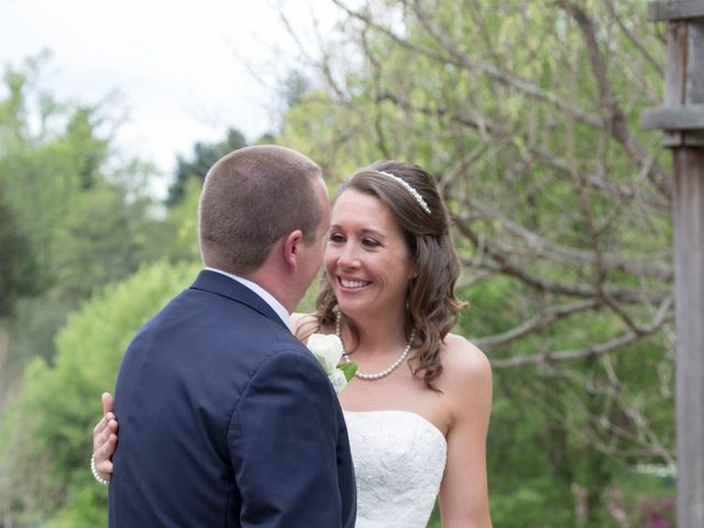 Cody and Amanda's Wedding in Waynesville, North Carolina 24