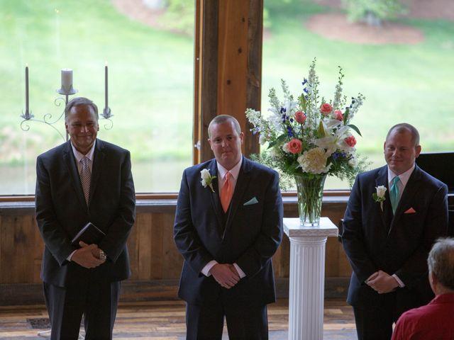 Cody and Amanda's Wedding in Waynesville, North Carolina 30