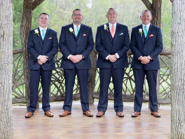 Cody and Amanda's Wedding in Waynesville, North Carolina 31