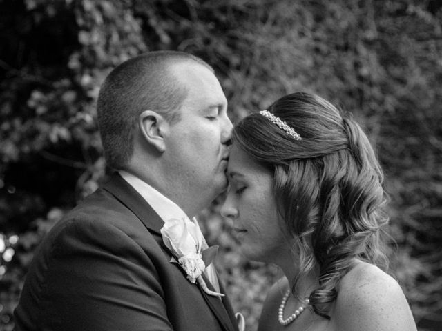 Cody and Amanda's Wedding in Waynesville, North Carolina 33