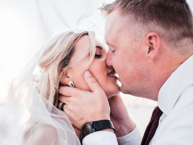 The wedding of Errik and Kamrey