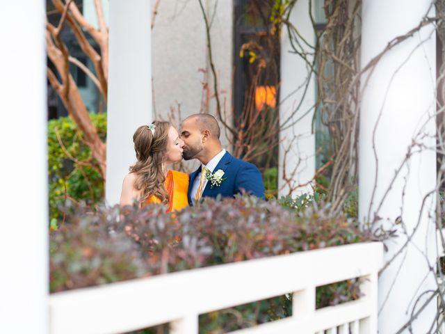 Jen and Brandy's Wedding in Greensboro, North Carolina 1