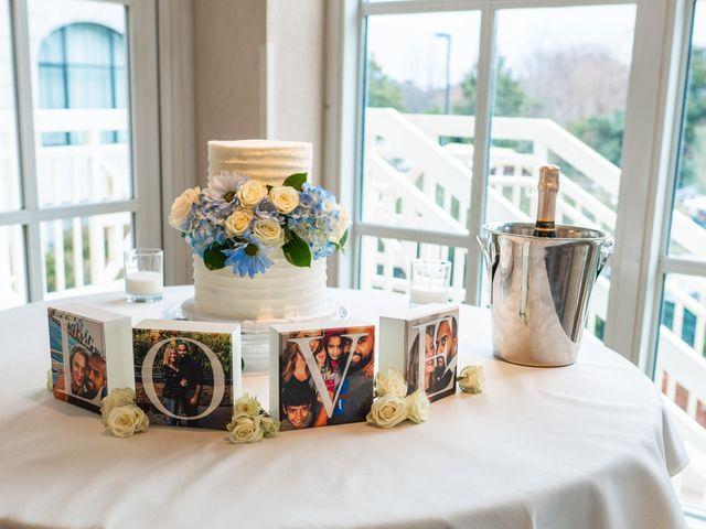 Jen and Brandy's Wedding in Greensboro, North Carolina 9