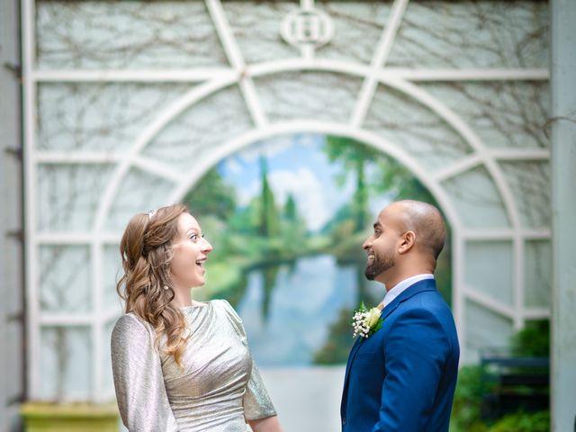 Jen and Brandy's Wedding in Greensboro, North Carolina 10