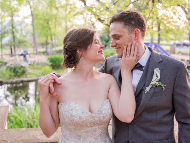 The wedding of Lindsay and Joel