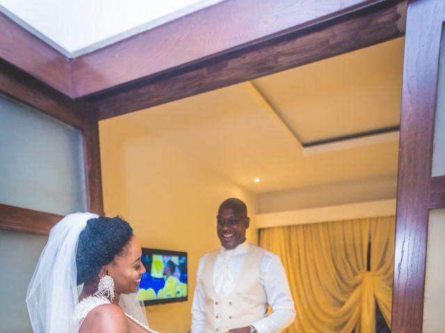 Robert and Vanessa's Wedding in Montego Bay, Jamaica 4