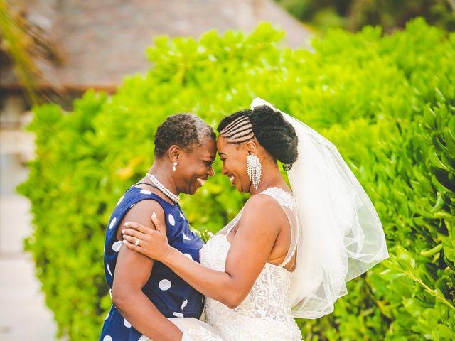 Robert and Vanessa's Wedding in Montego Bay, Jamaica 7