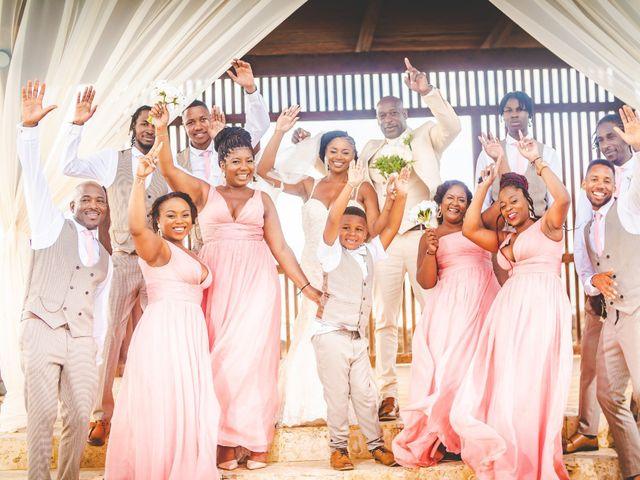 Robert and Vanessa's Wedding in Montego Bay, Jamaica 3