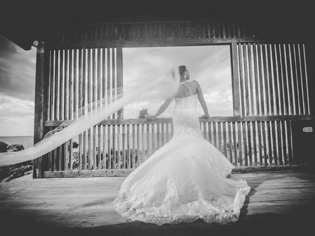 Robert and Vanessa's Wedding in Montego Bay, Jamaica 8