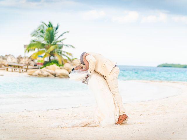 Robert and Vanessa's Wedding in Montego Bay, Jamaica 9