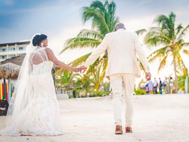Robert and Vanessa's Wedding in Montego Bay, Jamaica 10