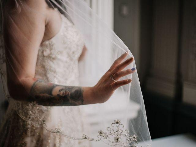 Justin and Meili's Wedding in Portland, Oregon 2