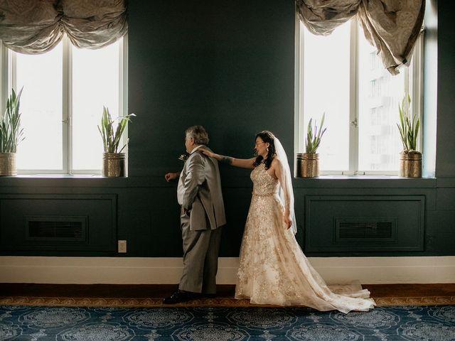 Justin and Meili's Wedding in Portland, Oregon 5