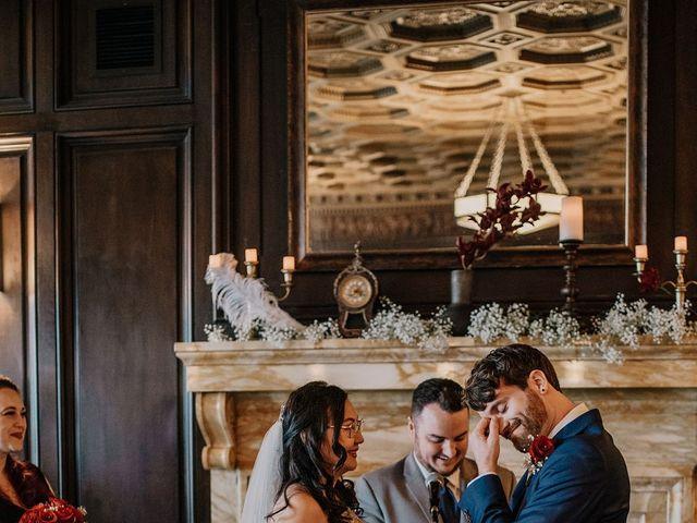 Justin and Meili's Wedding in Portland, Oregon 9