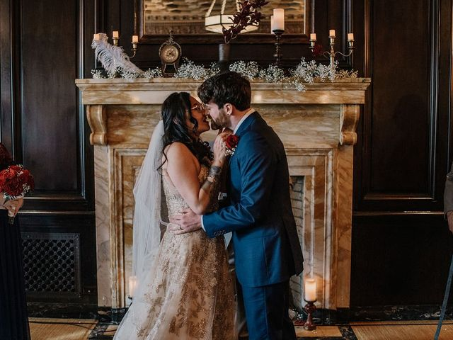Justin and Meili's Wedding in Portland, Oregon 10