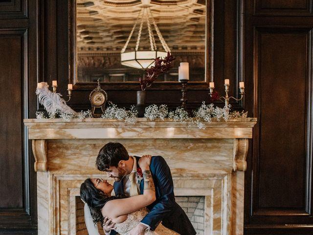 Justin and Meili's Wedding in Portland, Oregon 11