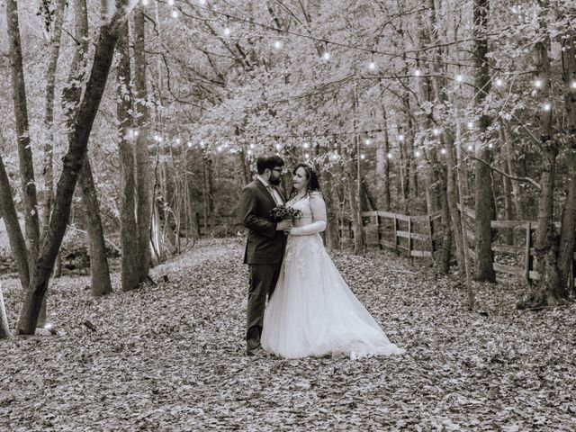 Omer and Sandy's Wedding in Raleigh, North Carolina 5