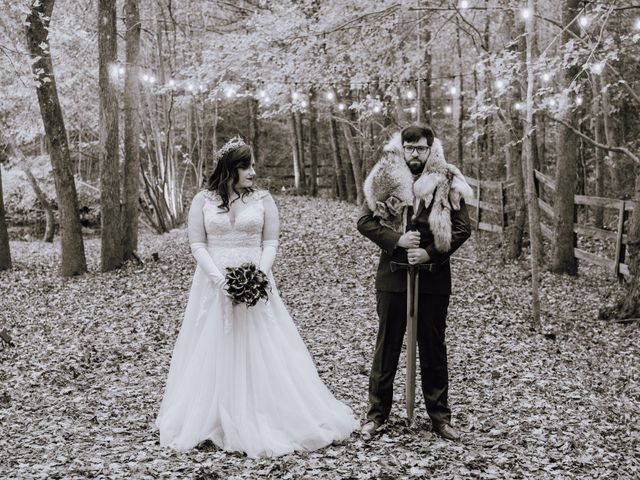Omer and Sandy's Wedding in Raleigh, North Carolina 6