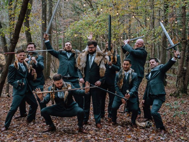 Omer and Sandy's Wedding in Raleigh, North Carolina 15