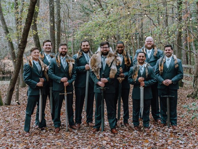 Omer and Sandy's Wedding in Raleigh, North Carolina 16