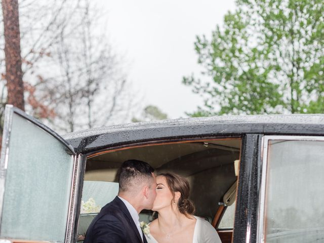 Tanner and Laura's Wedding in Birmingham, Alabama 3