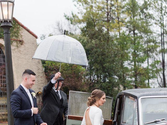 Tanner and Laura's Wedding in Birmingham, Alabama 4
