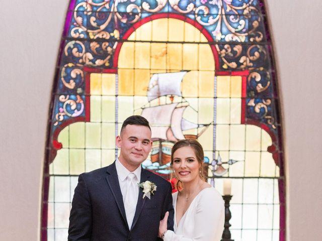 Tanner and Laura's Wedding in Birmingham, Alabama 12