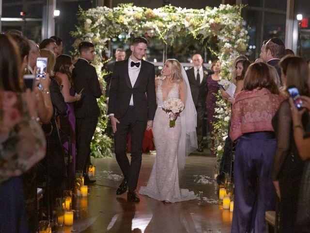 Josh and Becca's Wedding in New York, New York 20