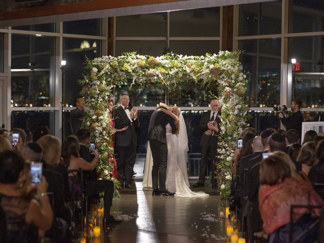 Josh and Becca's Wedding in New York, New York 21