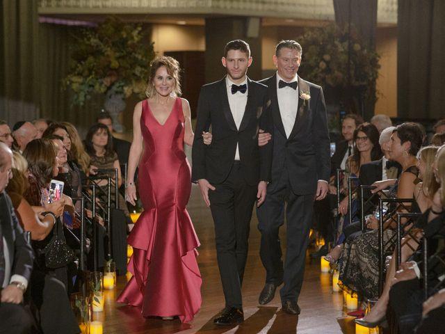 Josh and Becca's Wedding in New York, New York 27