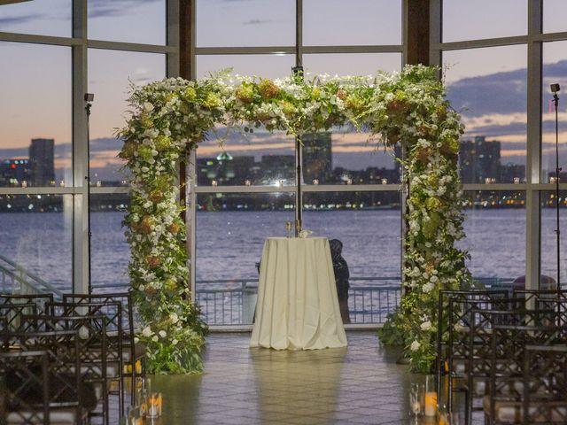Josh and Becca's Wedding in New York, New York 29