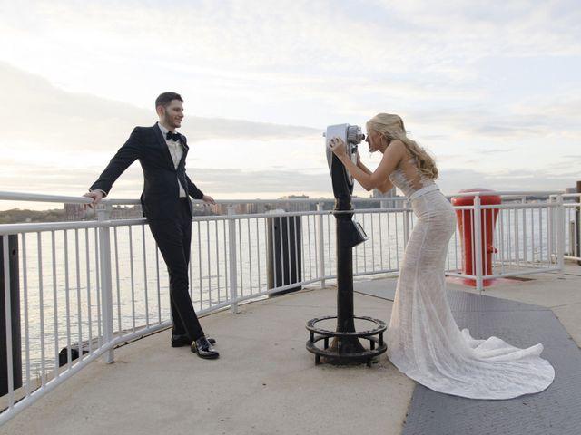 Josh and Becca's Wedding in New York, New York 30