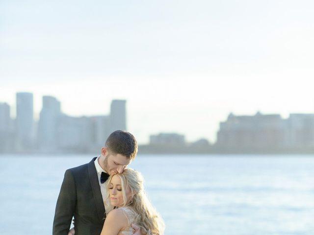 Josh and Becca's Wedding in New York, New York 31