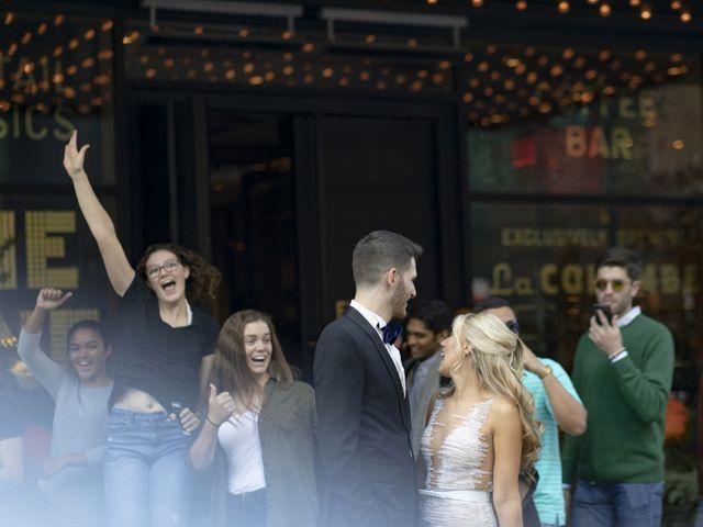 Josh and Becca's Wedding in New York, New York 35