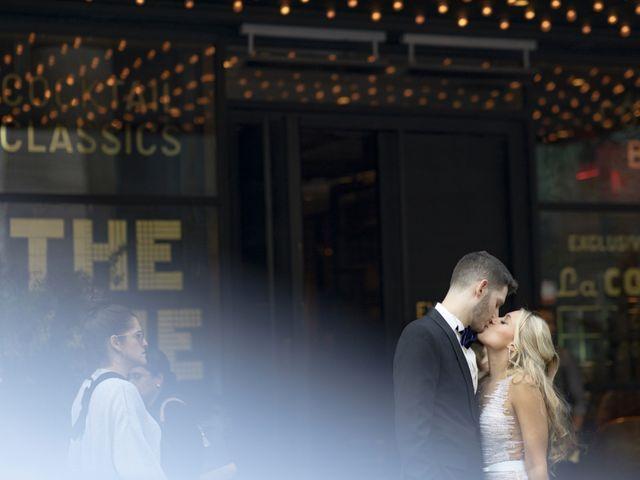 Josh and Becca's Wedding in New York, New York 36