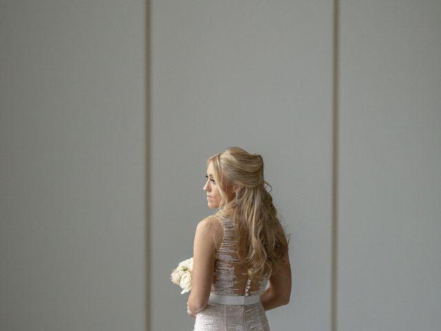 Josh and Becca's Wedding in New York, New York 41