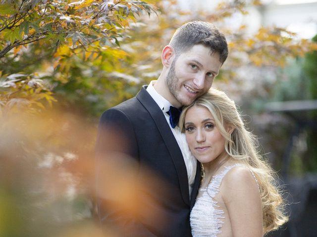 Josh and Becca's Wedding in New York, New York 44