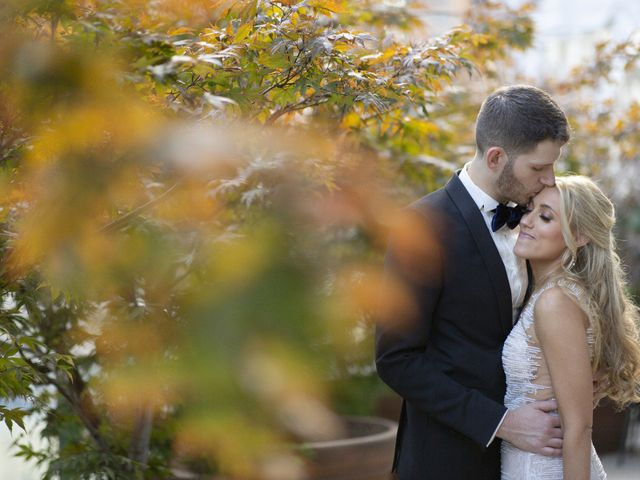 Josh and Becca's Wedding in New York, New York 45