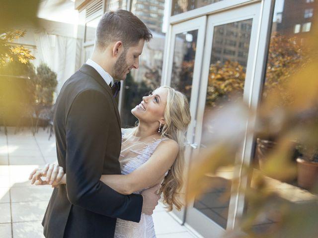 Josh and Becca's Wedding in New York, New York 48