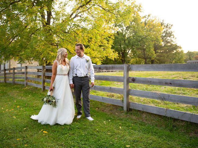 Kevin and Elizabeth's Wedding in Akron, Ohio 1
