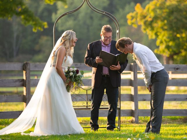Kevin and Elizabeth's Wedding in Akron, Ohio 16