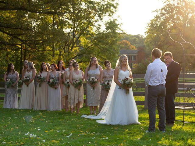 Kevin and Elizabeth's Wedding in Akron, Ohio 18