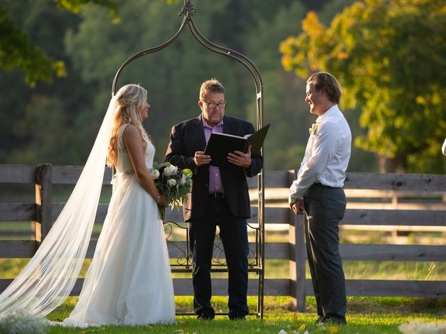 Kevin and Elizabeth's Wedding in Akron, Ohio 20