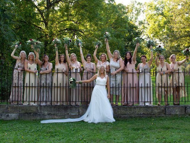 Kevin and Elizabeth's Wedding in Akron, Ohio 36