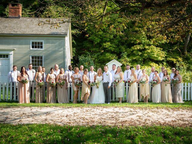 Kevin and Elizabeth's Wedding in Akron, Ohio 38